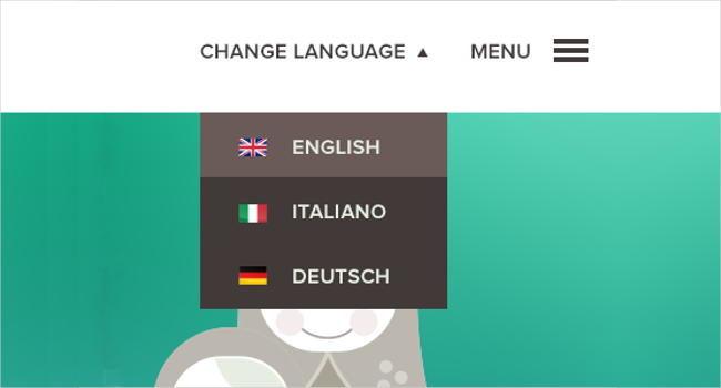 multilingual websites - samadhiwebdesign.com